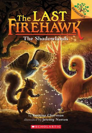 The Shadowlands (The Last Firehawk #5)