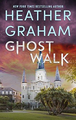Ghost Walk (Harrison Investigation Book 2)