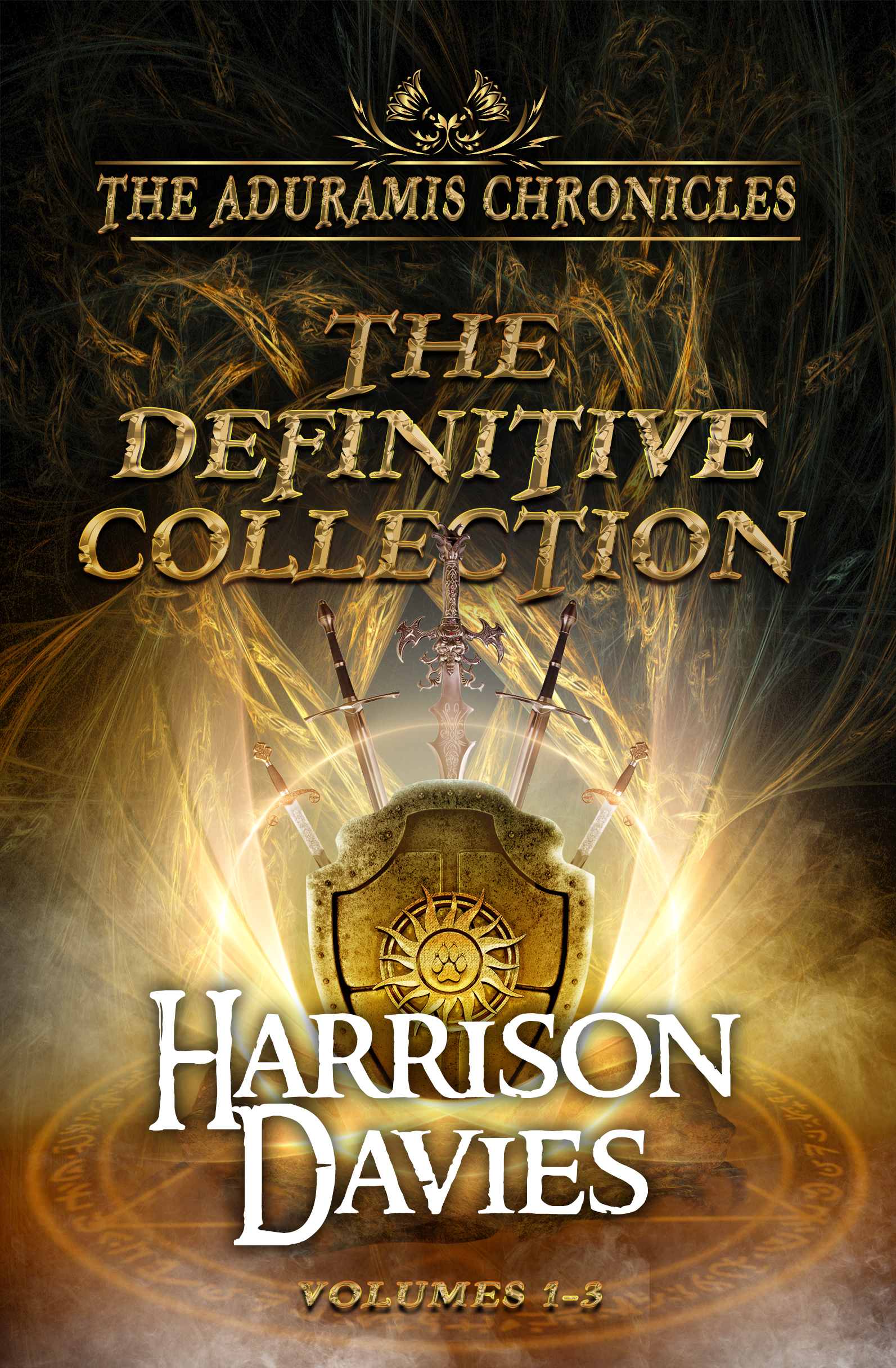Harrison Davies - The Aduramis Chronicles The Definitive Collection - Volumes 1-3