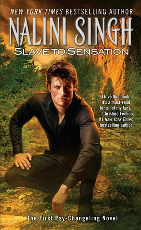 Slave to Sensation (Psy-Changeling #1)