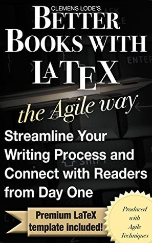 Better Books with LaTeX: Self-Publish on Amazon and Google