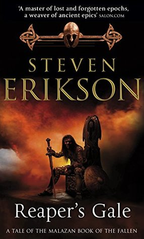 Ebook Reapers Gale Malazan Book Of The Fallen 7 By Steven Erikson