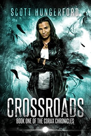 Crossroads (The Corax Chronicles Book 1)