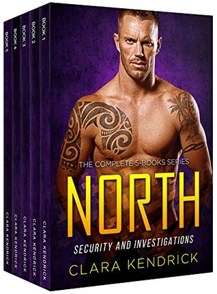 North Security and Investigations: The Complete 5-Books Series
