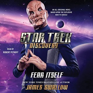 Fear Itself (Star Trek: Discovery, #3)