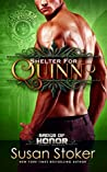 Shelter for Quinn (Badge of Honor: Texas Heroes #13)