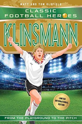 Klinsmann (Classic Football Heroes - Limited International Edition)