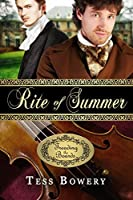Rite of Summer (Treading the Boards Book 1)