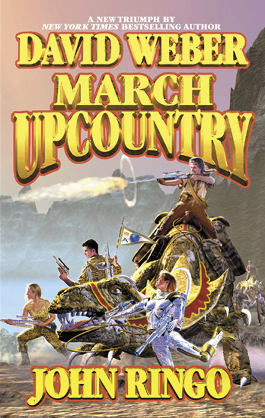 March Upcountry
