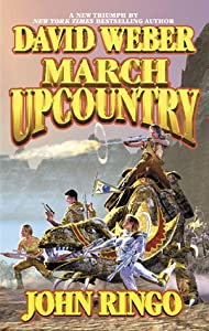 March Upcountry (Empire of Man, #1)