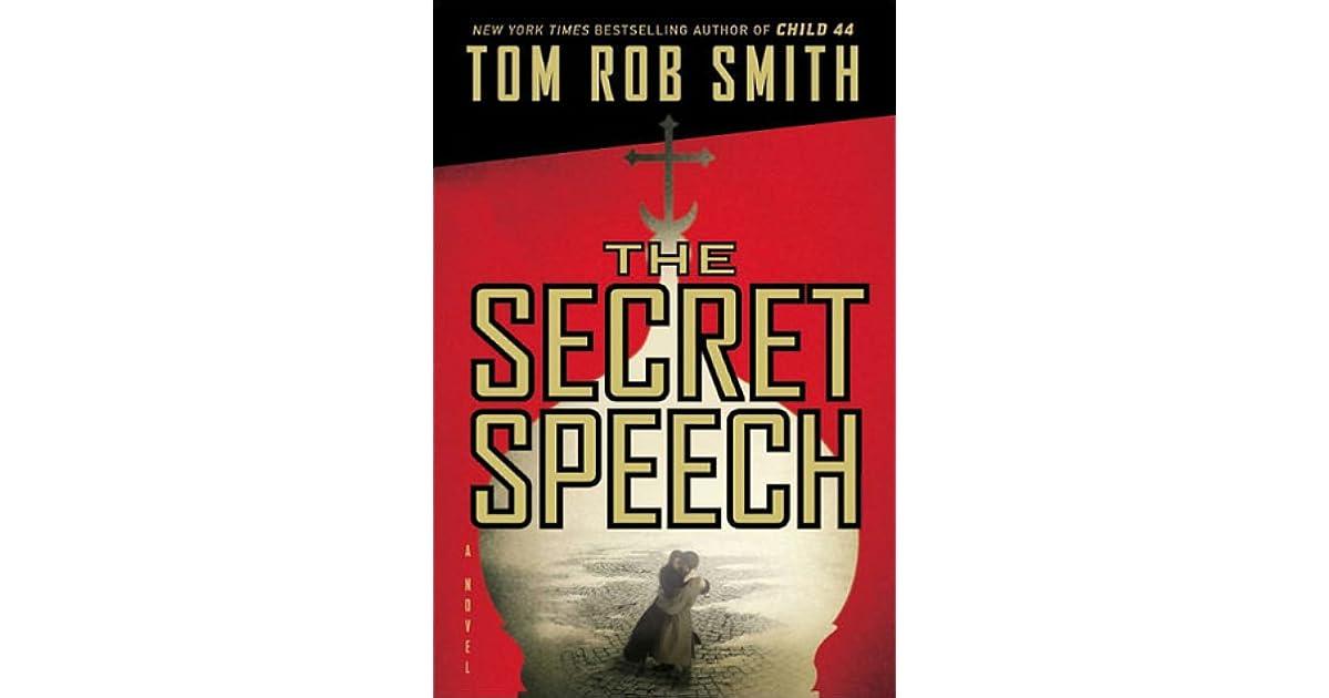 The Secret Speech Tom Rob Smith Pdf