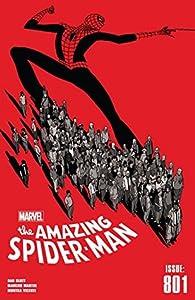 Amazing Spider-Man (2015-2018) #801