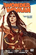 Wonder Woman: Rebirth Deluxe Edition Book 2