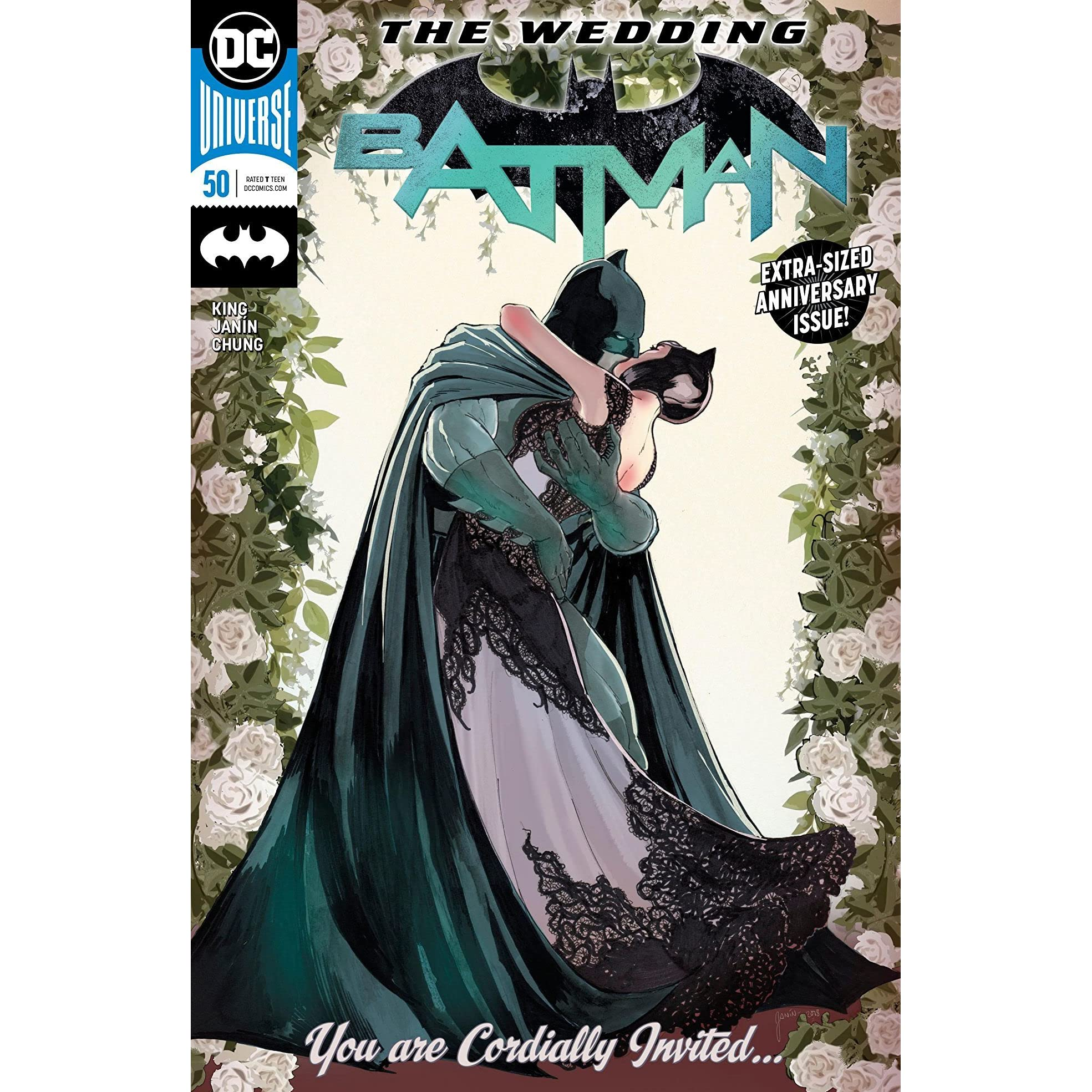 Bane And Batman Fucking Catwoman Porn batman (2016-) #50tom king