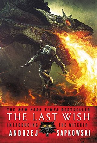 book cover for The Last Wish