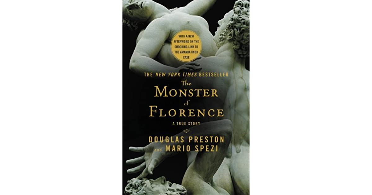 Monster Of Florence Book