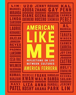 American Like Me book cover