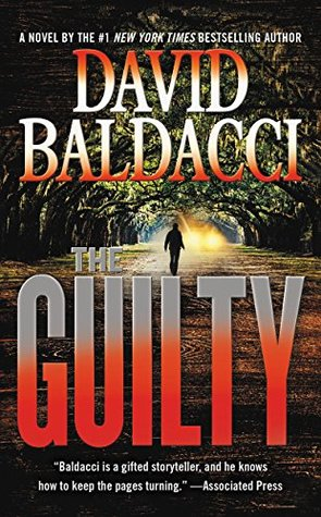 The Guilty Will Robie 4 By David Baldacci