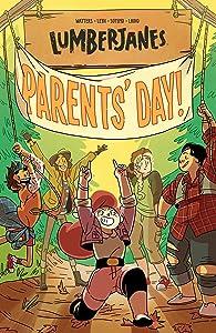 Lumberjanes, Vol. 10: Parents' Day (Lumberjanes, Vol. 10)