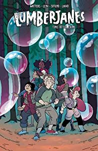 Lumberjanes, Vol. 11: Time After Crime (Lumberjanes, Vol. 11)
