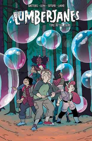 Lumberjanes, Vol. 11: Time After Crime