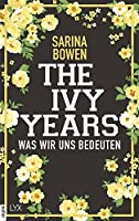 Was wir uns bedeuten (Ivy Years #2.5)