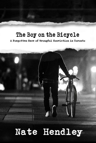 The Boy on the Bicycle by Nate Hendley