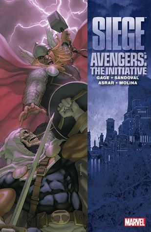 Avengers: The Initiative, Volume 6: Siege