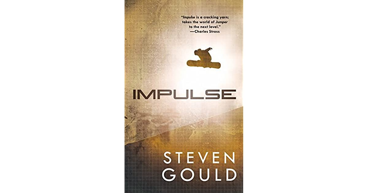 Impulse (Jumper, #3) by Steven Gould