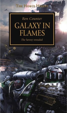 Galaxy in Flames (The Horus Heresy #3)