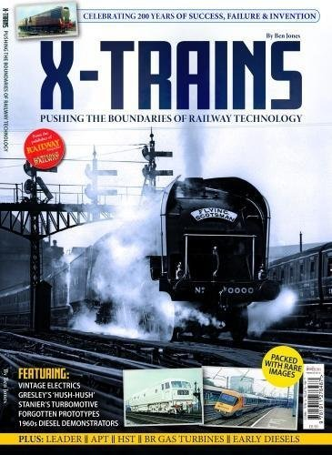 X-Trains Pushing the boundaries of Railway Technology