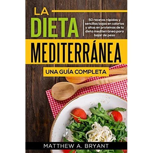 dieta mediterránea para perder peso