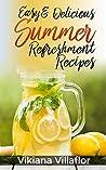 Easy & Delicious Summer Refreshment Recipes by Vikiana Villaflor