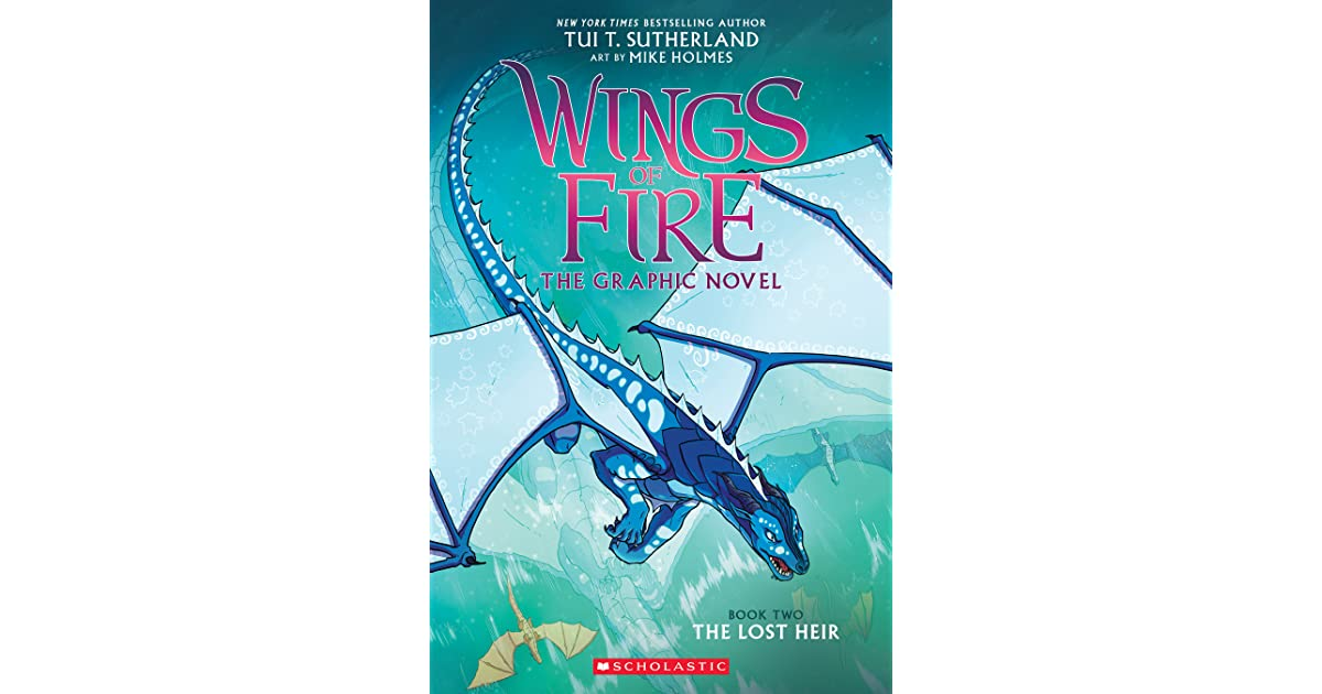 The Lost Heir by Tui T  Sutherland