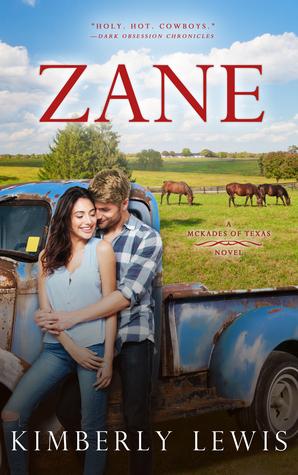 Zane (The McKades of Texas, #1)