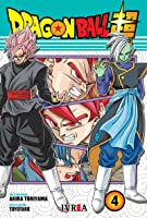 Dragon Ball Super, tomo 4