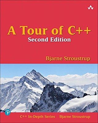 A Tour of C++ by Bjarne Stroustrup