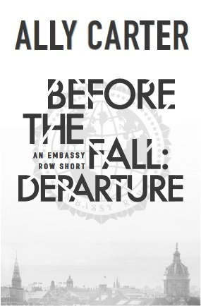 Before the Fall: Departure