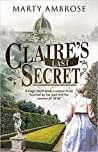 Claire's Last Secret (Lord Byron Mystery #1)