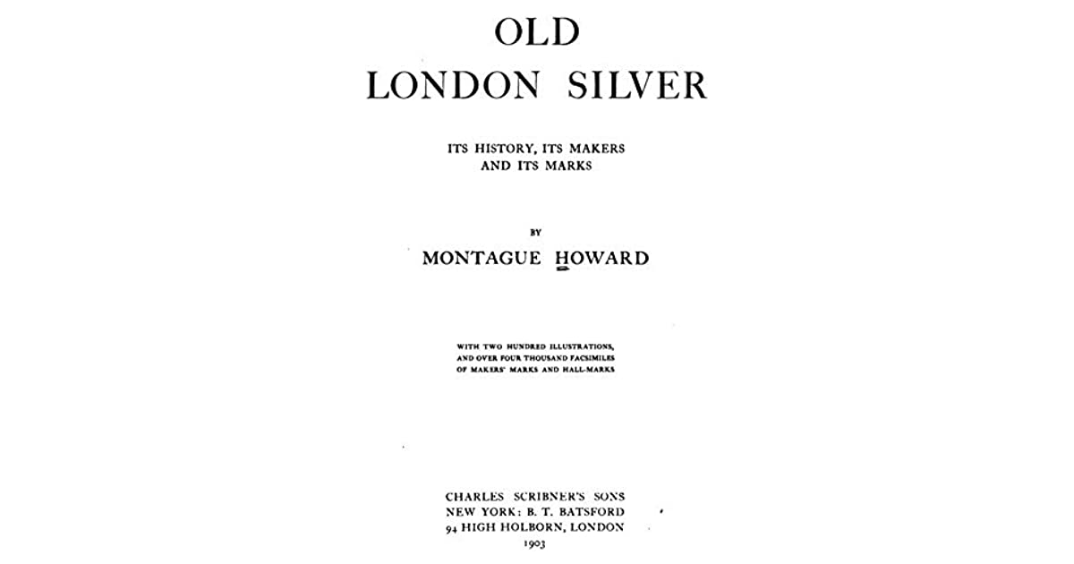 london silver makers marks