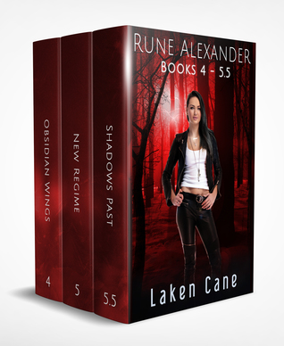 Box Set: Rune Alexander- Vol. 4-5.5