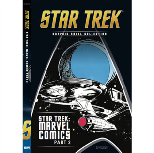 Star Trek: Marvel Comics Part 2