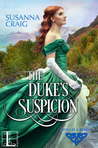 The Duke's Suspicion (Rogues and Rebels, #2)
