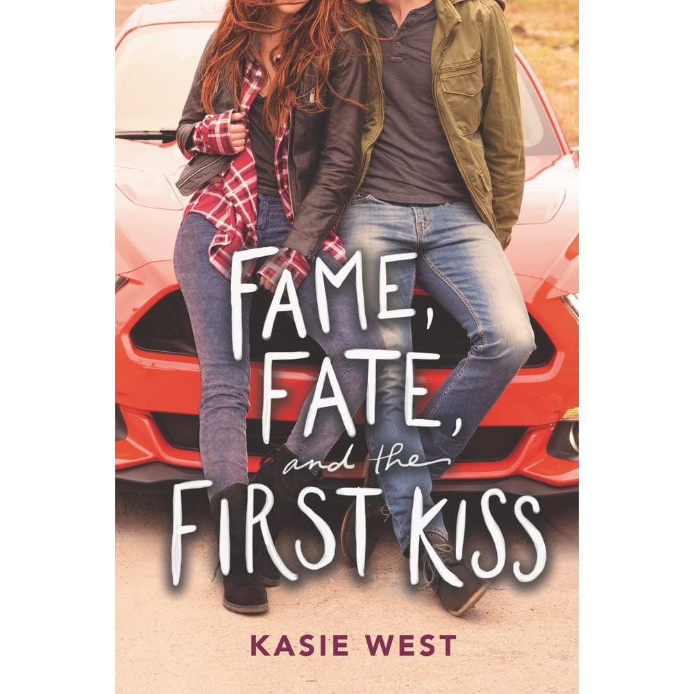 Image result for fame, fate and the first kiss