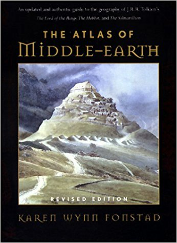 Karen Wynn Fonstad - Atlas of Middle Earth