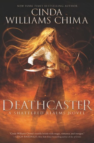 Deathcaster (Shattered Realms #4)