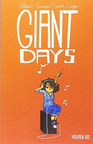 GIANT DAYS VOLUMEN 02