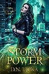 Storm Power (Scarlet Jones #2)