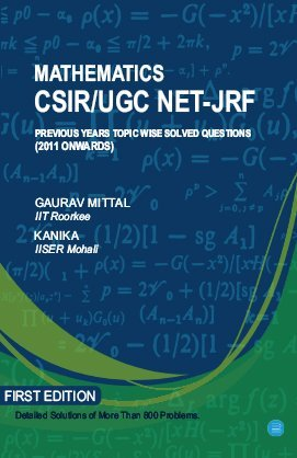 Mathematics CSIR/UGC NET-JRF previous years topic wise