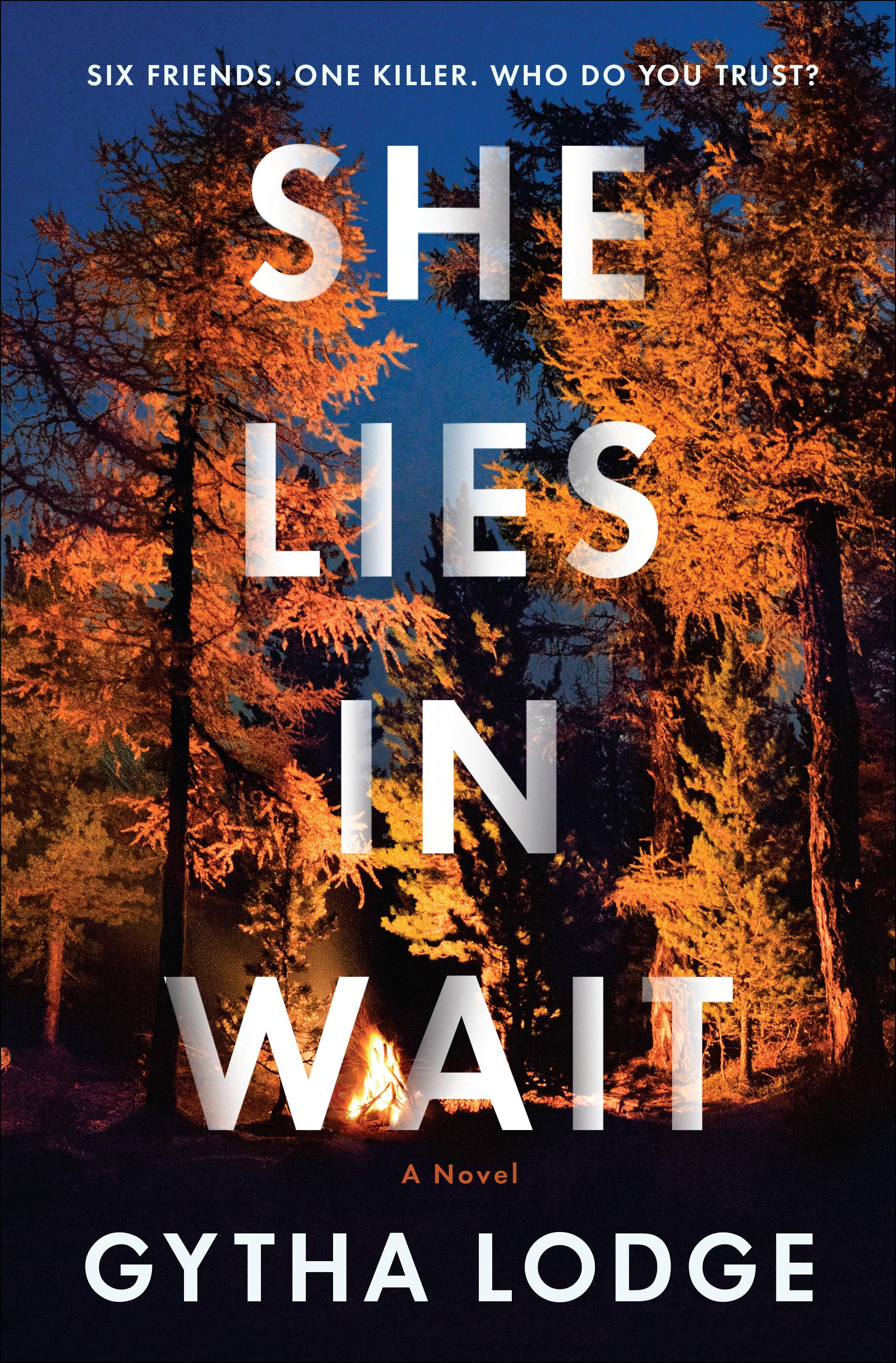 Gytha Lodge - She Lies in Wait